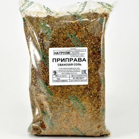Сванская соль Натрули, 1кг