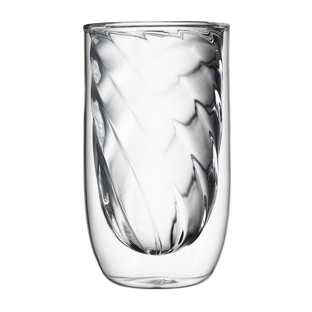 qdo Набор стаканов Elements Fire из 2 штук, 350 мл.