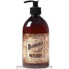 Beardburys Outliner Emulsion - Бальзам-эмульсия бесцветный для контурного бритья