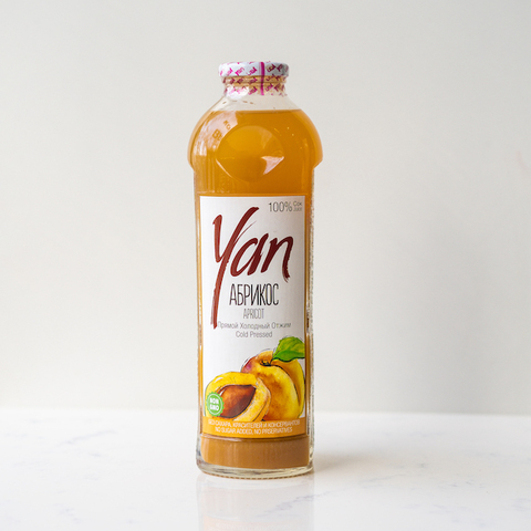 Сок абрикосовый Yan, 930 мл