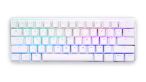 Vortex POK3R White RGB