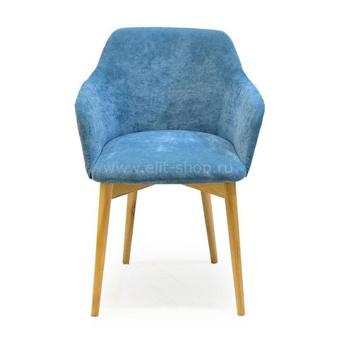 Кресло КАННА 110 Тон 2 / обивка  Velvet Lux №85