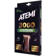 Ракетка для настольного тенниса ATEMI 3000 Carbon PRO