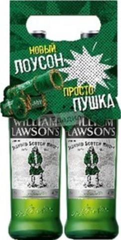 Виски Вильям Лоусонс 0,5 набор 1+1