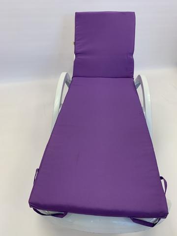 Пластиковый матрац для лежака DESIGN фиолетовый