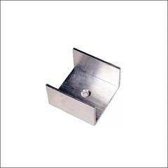 Алюминиевый крепеж для балясины прямой