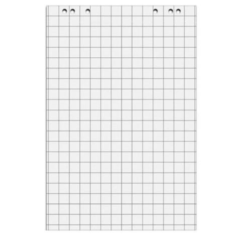 Бумага для флипчартов Attache 67.5х98 см клетка 20 листов (5 блоков в упаковке)