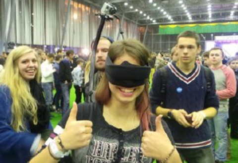 Аренда аттракциона виртуальной реальности