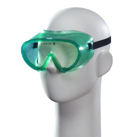 Очки защитные закрытые геметичные