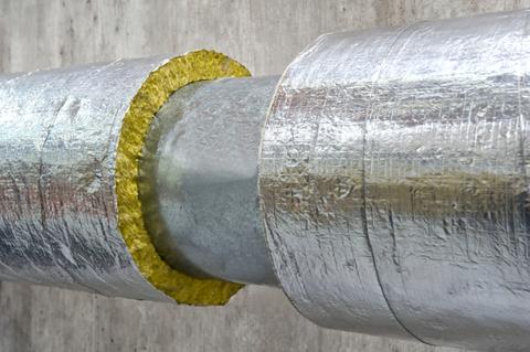 СТУ-ФН: (замена СТУ-УФоц) фольгированная тепло-гидроизоляционная конструкция с гофрированной накладкой