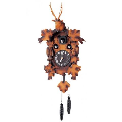 Часы с кукушкой Rhythm 4MJ419-R06