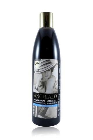 Массажное масло с черноморской лугой и розмарином