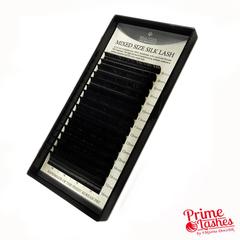 Ресницы Beautier шелк микс,16 линий