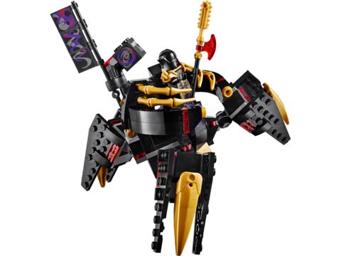 LEGO Ninjago: Битва за Ниндзяго Сити 70728 — Battle for Ninjago City — Лего Ниндзяго