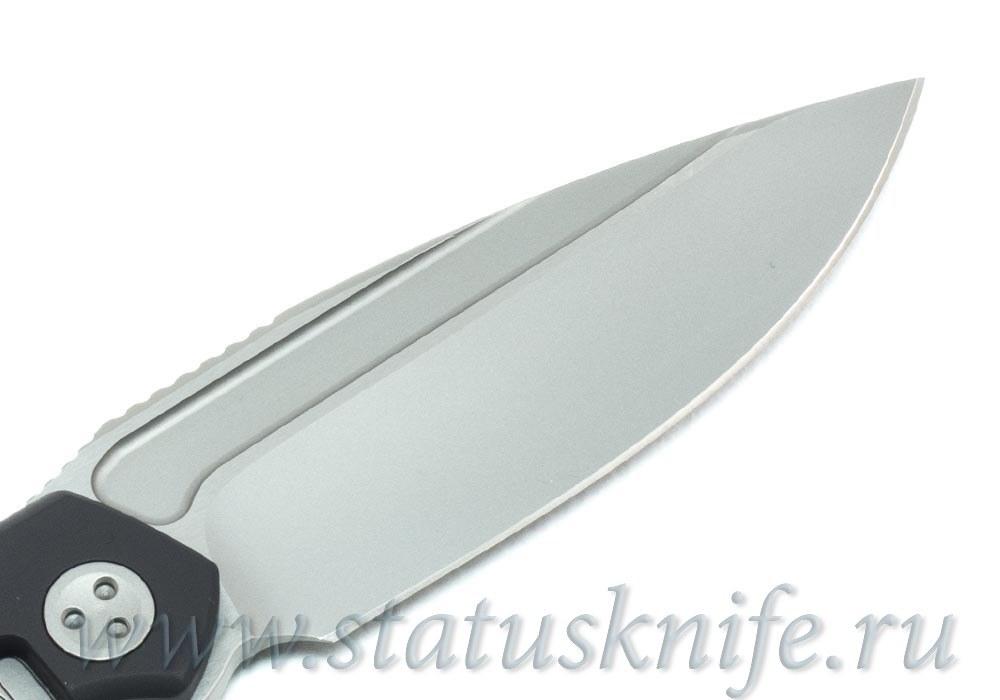 Нож Marfione Custom Anax ELMAX 2-tone Bead Blast - фотография