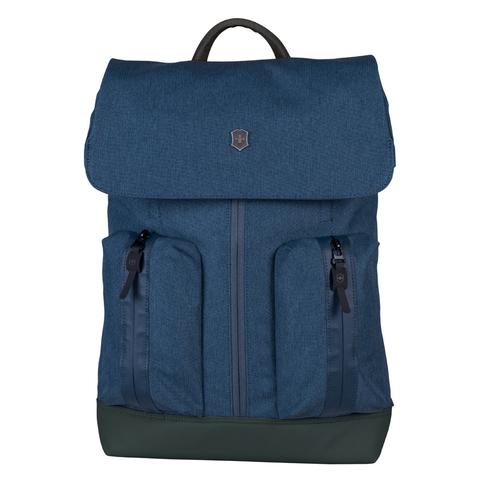 Рюкзак Victorinox Altmont Classic Flapover Laptop 15'', синий, 30x12x44 см, 18 л