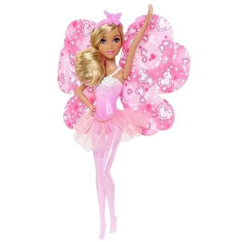 Мини-кукла Барби Фея-балерина