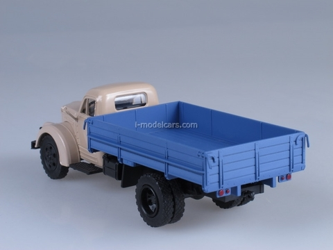UralZIS-355M beige-blue 1:43 AutoHistory