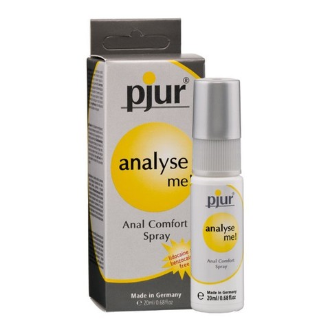 Обезболивающий анальный спрей pjur ANALYSE ME - 20 мл. - Pjur pjur ANALYSE ME 10460