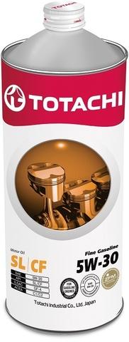 Fine Gasoline 5W-30 TOTACHI масло моторное минеральное (1 Литр)