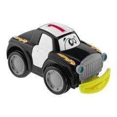 Chicco Машинка Turbo Touch Crash (звук), черная (6721)