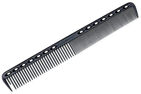 Расческа для стрижки Y.S. Park-339 карбон 18 см