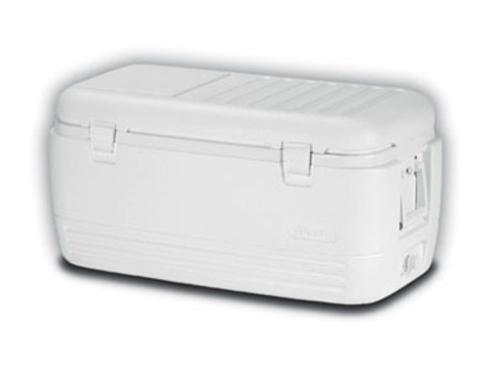 Изотермический контейнер (термобокс) Igloo Quick&Cool 100 (96 л.), белый