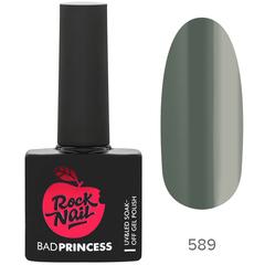 Гель-лак RockNail Bad Princess 589 Long Hair Do...