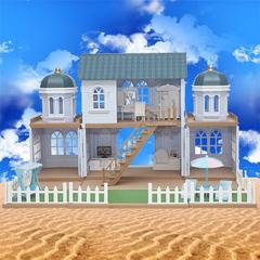 Вилла на морском берегу Happy family 012-11