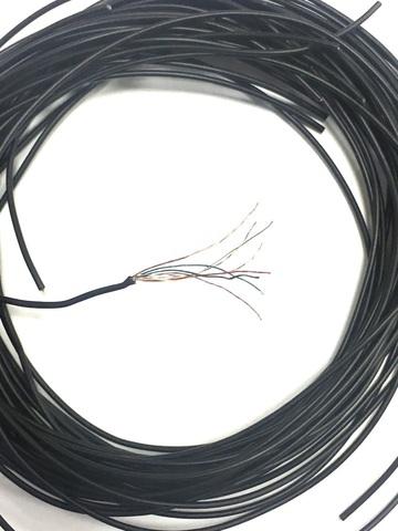 Внутренний провод для ремонта наушников (8 жил)