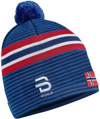 Шапка лыжная Bjorn Daehlie Hat Seefeld Norwegain Flag