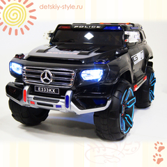 Mers Police E333KX