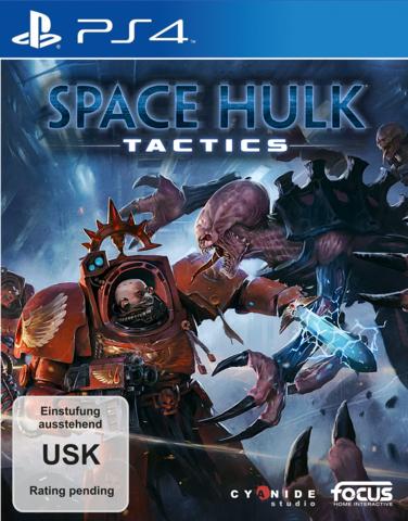 PS4 Space Hulk Tactics (русские субтитры)