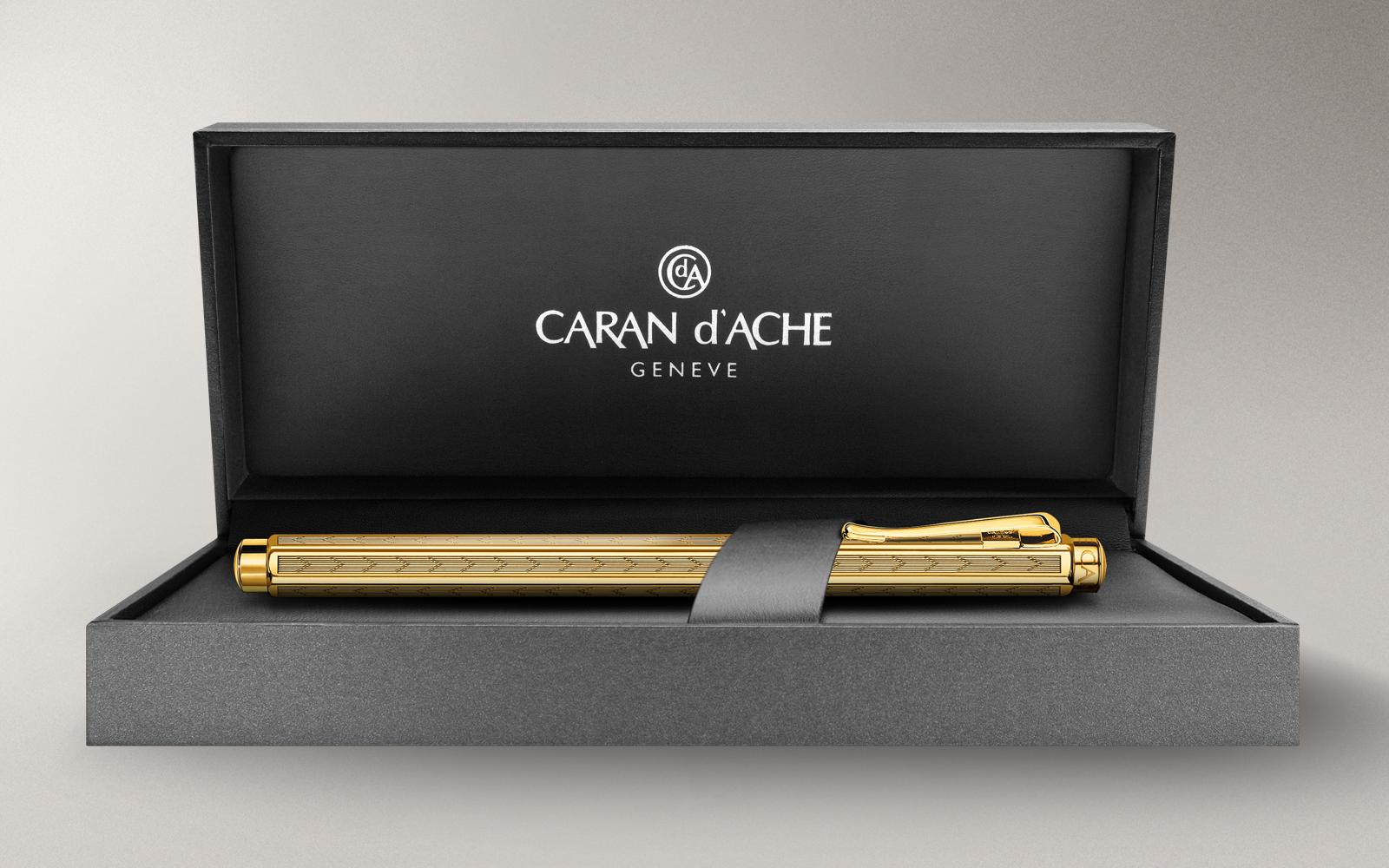 Carandache Ecridor - Chevron GP, перьевая ручка, F