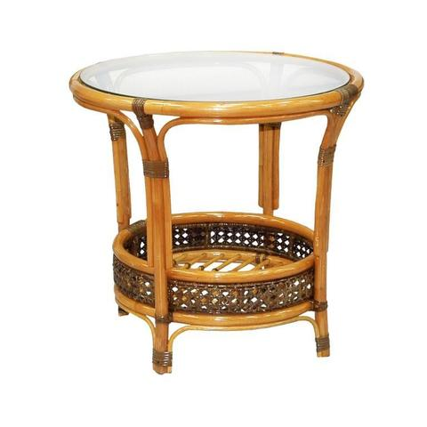 Стол со стеклом ПЕЛАНГИ, 02/15А two tone