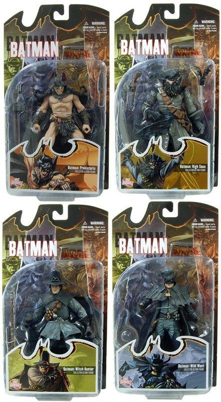Return of Bruce Wayne Series 01