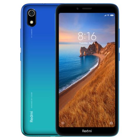 Смартфон Xiaomi Redmi 7A 2/16 GB Синий / Blue