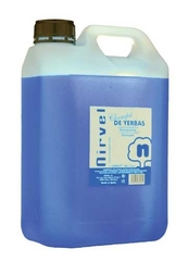 NIRVEL шампунь салонный для всех типов волос shampoo herbal+ new 5000 мл