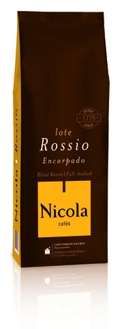 Nicola ROSSIO (Никола Россио) 1кг, кофе в зёрнах