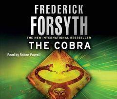 The Cobra Audio CD