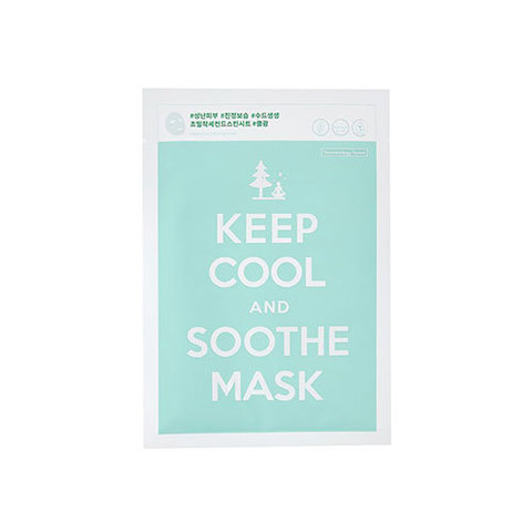 Маска KEEP COOL Soothe Intensive Calming Mask 1 шт.