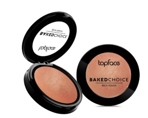 TopFace Румяна Baked Choice Rich Touch  Blush On  тон 005- РТ703 (5г)