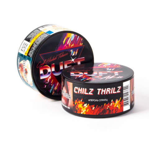 Табак Duft All-in Chile Thrilz (Апероль спритц) 25 г