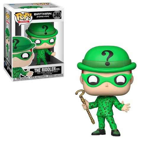 The Riddler (Batman Forever) Funko Pop! || Загадочник