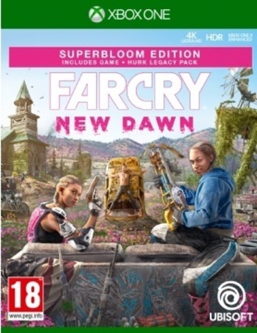 Far Cry: New Dawn. Superbloom Edition (Xbox One/Series X, русская версия)