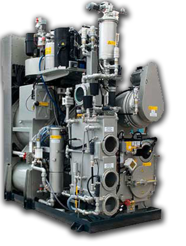 Машина для сухой чистки FIRBIMATIC F10 ST2 (30E)