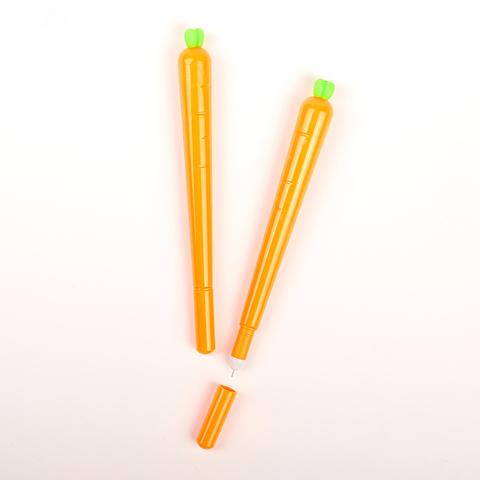 061-9881 Ручка шариковая-прикол, «Морковка»