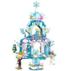 Конструктор 3030 Принцессы 463 дет. Ледяной замок Эльзы