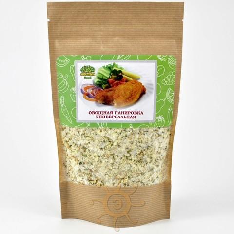 Овощная смесь для панировки Универсальная Organic food, 130г