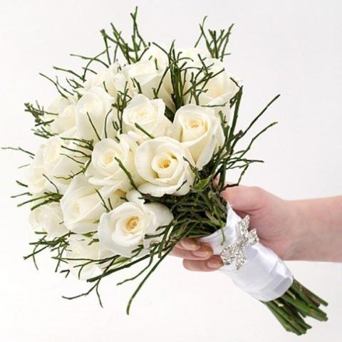 Свадебный букет #447